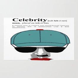 Celebrity Rug