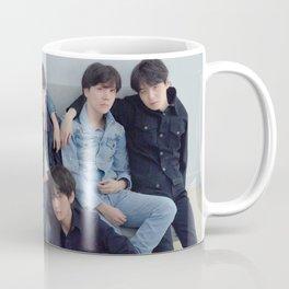 BTS / Bangtan Boys Coffee Mug