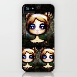 Gretel and the Witch iPhone Case
