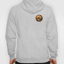 Wood-burn Wanderlust Hoody