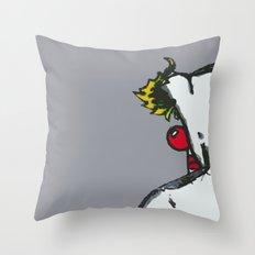 For Shame Throw Pillow