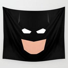 Superhero Bat Man Wall Tapestry