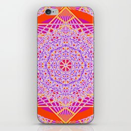 Temple Bell Vibrations iPhone Skin