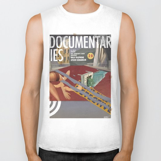 Vans and Color Magazine Customs Biker Tank