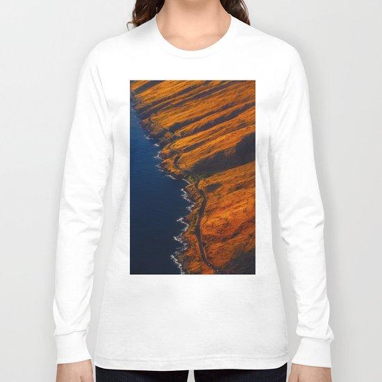 Maui, Hawaii Long Sleeve T-shirt