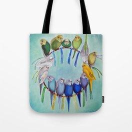 Joycatcher Tote Bag