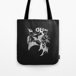 Anxious Thoughts Tote Bag