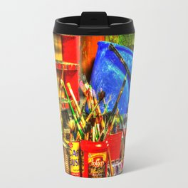 Photograph Created to Represent a Painting Travel Mug