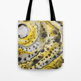 Viruses in space 2 Tote Bag