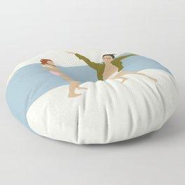 MOONRISE KINGDOM COVE Floor Pillow
