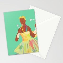 ORIXAS_ oxumaré Stationery Cards