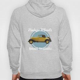 Vintage Wheels: Renault Vivastella Hoody