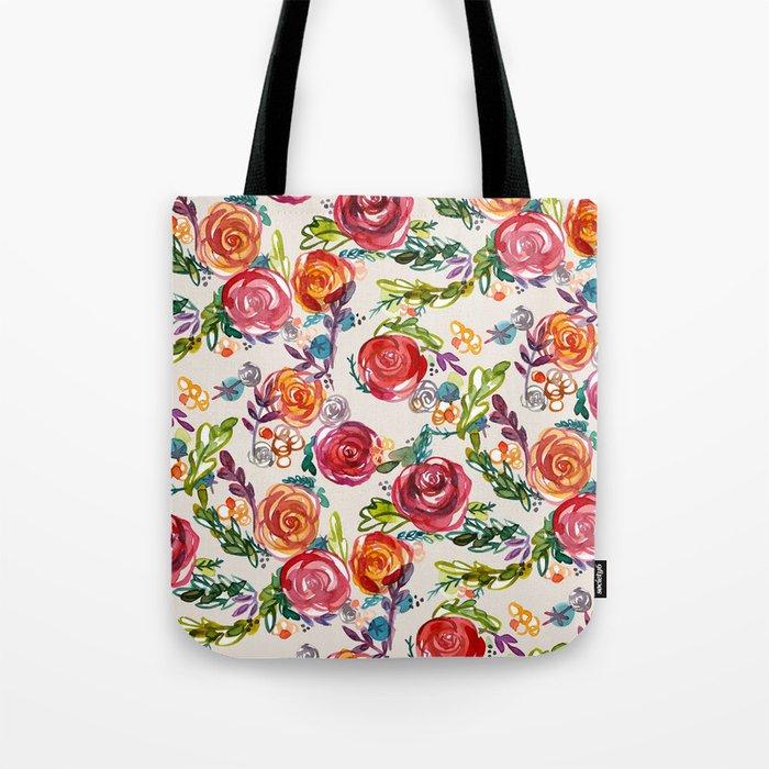Botanica Neutral Tote Bag