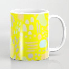 Dancing shapes Coffee Mug