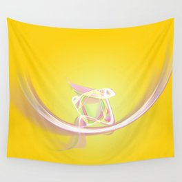 dancer Wall Tapestry
