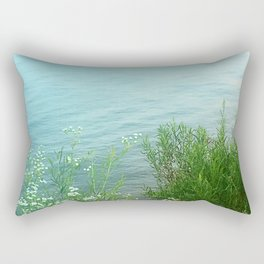 Still Waters Rectangular Pillow