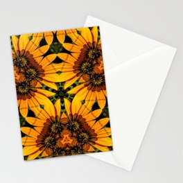 Western Cape Daisies Stationery Cards