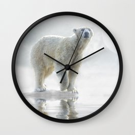 Is anyone out there? Wall Clock