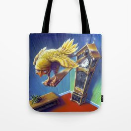 The Cuckoo Clock of Doom Tote Bag
