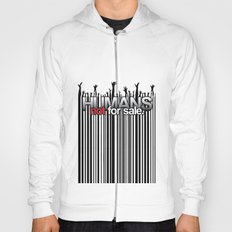 Humans Not For Sale Hoody