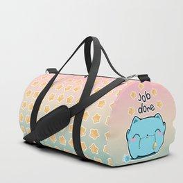 JOB DONE Duffle Bag