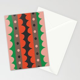Rick Rack Garden Stationery Cards
