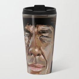 Harmonica Man Travel Mug