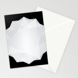 Poly Constellation Stationery Cards