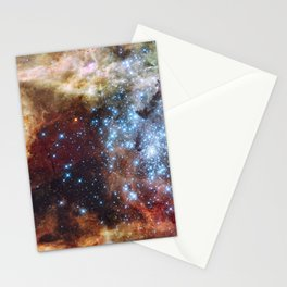 Grand star-forming region R136 in NGC 2070 Stationery Cards