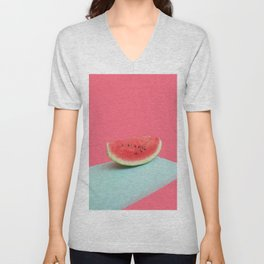 Watermelon Unisex V-Neck