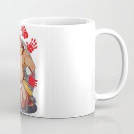 Straddling the Big Bridge Coffee Mug