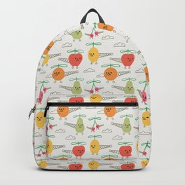 Fruits Helicopter Backpack