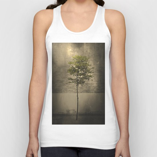 Once Upon a Tree Unisex Tank Top