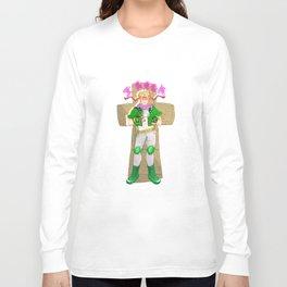 Caesar Zeppeli Rocks!!!1!! Long Sleeve T-shirt
