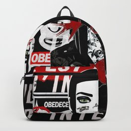 IL EST INTERDIT D'INTERDIRE Backpack