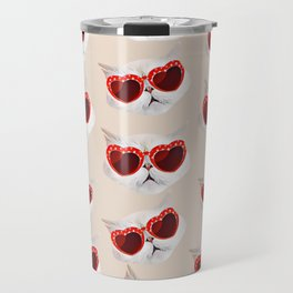 Lord Aries Cat - Pattern 005 Travel Mug