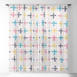 Axis Sheer Curtain
