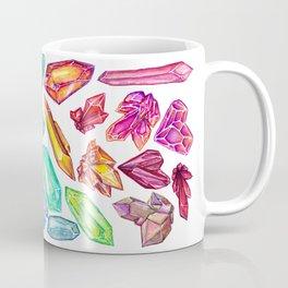Crystal Rainbow Pride Coffee Mug