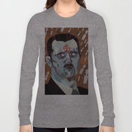 Bashar Al Assad Long Sleeve T-shirt