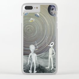 Void Chasers Clear iPhone Case