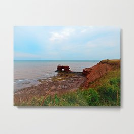 Unique Landmark in PEI Metal Print