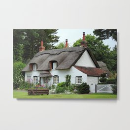 Escape to the Country Metal Print