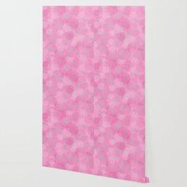 Pink Bubbles 3 Wallpaper