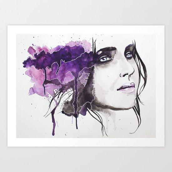 Chiara Art Print