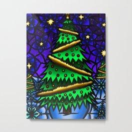 Christmas Artwork #2 (2018) Metal Print