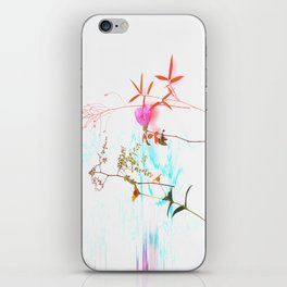 Unnatural Decay  iPhone Skin