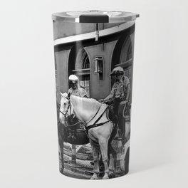 Mounted Police, NOLA Travel Mug