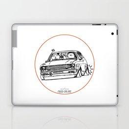 Crazy Car Art 0105 Laptop & iPad Skin