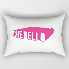 che bello Rectangular Pillow