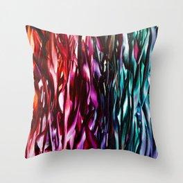 Grass wall Throw Pillow